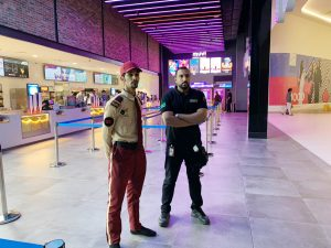 Muvi Cinema Signs A Partnership Contract With Al Nasban Security Guards Annasban Security Services